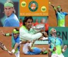 Rafael Nadal Roland Garros šampion 2010