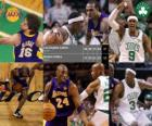 NBA finále 2009-10, hry 3, Los Angeles Lakers 91 - Boston Celtics 84