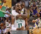 NBA finále 2009-10, Game 4, Los Angeles Lakers 89 - Boston Celtics 96