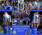 Chealsea mistrů 2009/10 Premier League