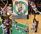 NBA finále 2009-10, Game 5, Los Angeles Lakers 86 - Boston Celtics 92