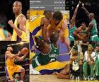 NBA finále 2009-10, hra 6, Boston Celtics 67 - Los Angeles Lakers 89
