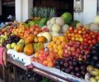 Ovocném trhu
