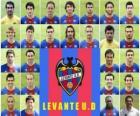Tým Levante UD SAD 2010-11