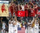 Turecko versus Spojené státy americké, závěrečná, 2010 Mistrovství světa v basketbalu v Turecku