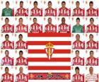 Tým sportovních de Gijón 2010-11