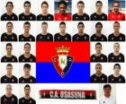Tým CA Osasuna 2010-11
