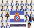 Tým RCD Espanyol 2010-11