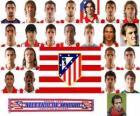 Tým Atlético Madrid 2010-11