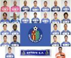Tým Getafe CF 2010-11