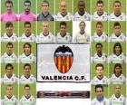 Tým Valencia CF 2010-11