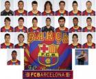 Tým FC Barcelona 2010-11