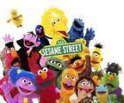 Hlavními postavami Sesame ulice
