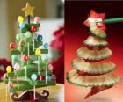 Vánoční stromky, originál