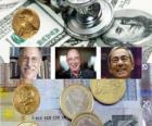 Nobelova cena za ekonomii 2010 - Peter A. Diamond, Dale T. Mortensen a Christopher A. Pissarides -
