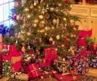 Dárky pod vánoční stromeček
