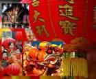 Čínský Nový rok oslava