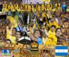 Real Club Deportivo España Apertura vítěz 2010 (Honduras)