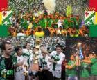 Club Deportivo Oriente Petrolero Clausura vítěz 2010 (Bolívie)