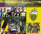 Deportivo Tachira Fútbol Klubový šampion Torneo Apertura 2010 (Venezuela)