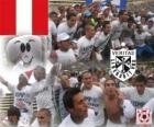 Club Deportivo San Martin de Universidad Porres Decentralizované Mistrovství vítěz 2010 (Peru)