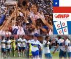Club Deportivo Universidad Católica šampion Národní lize šampionát 2010 (CHILE)