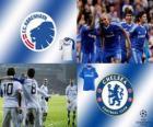 Liga mistrů UEFA osmé finále 2010-11, FC København - Chelsea FC