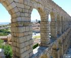 Akvadukt Segovia, Španělsko