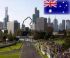 Albert Park Circuit - Austrálie -