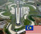 Sepang International Circuit - Malajsie -