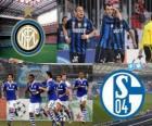 Liga mistrů - Liga mistrů UEFA čtvrtiny-finále 2010-11, FC Internazionale Milano - FC Schalke 04