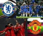 Liga mistrů - Liga mistrů UEFA čtvrtiny-finále 2010-11, Chelsea FC - Manchester United