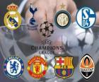 Liga mistrů - Liga mistrů UEFA 2010-11 čtvrt-finále