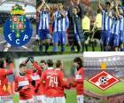 UEFA Europa League, čtvrt-finále 2010-11, FC Porto - Spartak Moskva