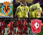 UEFA Europa League 2010-11 čtvrt-finále, Villarreal - Twente