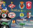 UEFA Europa League 2010-11 čtvrt-finále