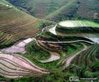Krajina venkovské Číně