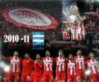 Olympiakos FC, řecká liga šampion 2010-11