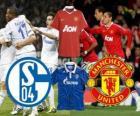 Liga mistrů - Liga mistrů UEFA semi-final 2010-11, FC Schalke 04 - Manchester United