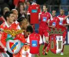 UEFA Europa League 2010-11 semi-final, Benfica - Braga