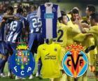 Liga mistrů UEFA semi-final 2010-11, Porto - Villarreal