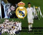 Skutečný mistr Madrid Copa del Rey 2010-2011