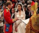Britská královská svatba mezi Prince William a Kate Middleton, když chci