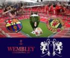 Finále Ligy mistrů 2010-11, FC Barcelona vs Manchester United