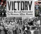 Připomínat vítězství spojenců nad nacismem a ukončení druhé světové války. Den vítězství, 08.05.1945