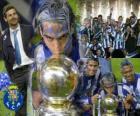 FC Porto, portugalské Liga 2010-11 mistrovství oslavy