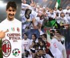 AC Milán, Italská fotbalová liga mistr - Lega Calcio 2010-11