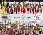 AFC Ajax Amsterdam, Nizozemsko Liga mistrů - Eredivisie - 2010-11