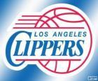 Logo Los Angeles Clippers, tým NBA. Pacifická Divize, Západní konference
