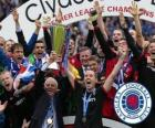Rangers FC, Glasgow Rangers, mistr Skotská fotbalová liga 2010-2011